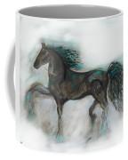 Striking Stallion Coffee Mug