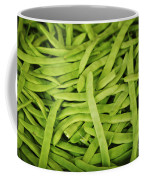 String Bean Heaven Coffee Mug