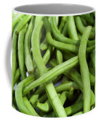 String Beans Coffee Mug
