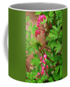 String Of Bleeding Hearts Coffee Mug