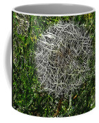 String Theory Dandelion Coffee Mug