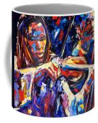Strings Of Jazz Coffee Mug