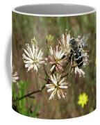 Striped Bee Coffee Mug