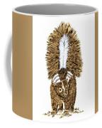 Striped Skunk Coffee Mug