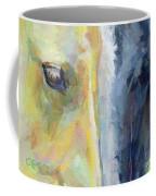 Stripes Coffee Mug by Kimberly Santini