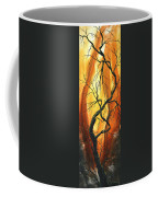Striving To Be The Best By Madart Coffee Mug by Megan Duncanson