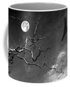 Stroke Of Midnight Coffee Mug