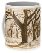 Strong And Proud In The South - Old World Coffee Mug