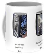 Strong As Steel Coffee Mugs Coffee Mug
