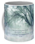 Strongly Rooted Coffee Mug