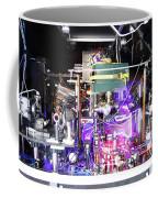 Strontium Atomic Clock Coffee Mug