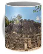 Structure Two In Calakmul Coffee Mug