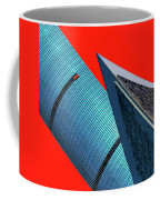 Structures Tilted 2 Coffee Mug