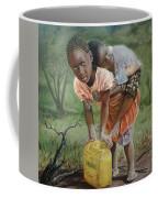 Struggle For Water Coffee Mug