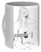 Strumming It Coffee Mug