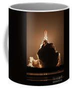 Sts-128 Night Launch Coffee Mug