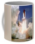 Sts-27, Space Shuttle Atlantis Launch Coffee Mug