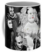 Stuck In The Window With You Coffee Mug