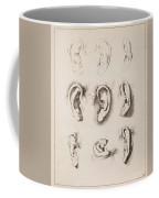 Studies Ears Anonimo, Blooteling Abraham Coffee Mug