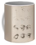 Studies Eyes Anonimo, Blooteling Abraham Coffee Mug