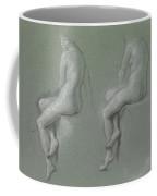 Studies Of The Nude Coffee Mug