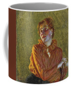 Studio Di Figura Femminile Coffee Mug