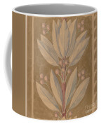 Study For A Border Design [recto] Coffee Mug