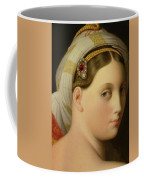 Study For An Odalisque Coffee Mug by Ingres