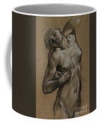 Study For And The Sea Gave Up The Dead Which Were In It Coffee Mug