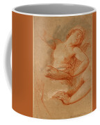 Study For Boreas Abducting Oreithyia Coffee Mug