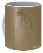 Study For Clyties Of The Mist Coffee Mug by Herbert James Draper