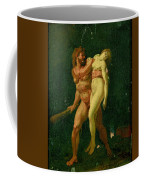 Study For Hercules And Alcestis Coffee Mug