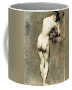 Study For Mademoiselle Rose Coffee Mug