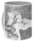 Study For Sweet Spot Coffee Mug by Kathryn Riley Parker