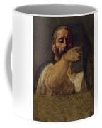 Study For The Centurion Of The Martyrdom Of Saint Symphorien 1834 Coffee Mug