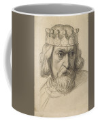 Study For The Head Of A Counsellor Coffee Mug