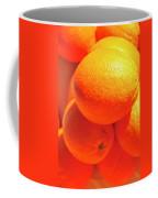Study In Orange Coffee Mug