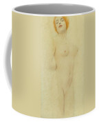 Study Nude Coffee Mug