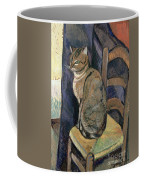 Study Of A Cat Coffee Mug