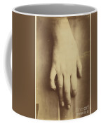 Study Of A Hand Coffee Mug