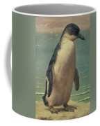Study Of A Penguin Coffee Mug by Henry Stacey Marks