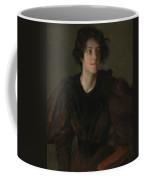 Study Of A Young Woman Coffee Mug