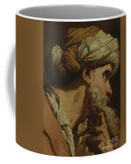 Study Of An Oriental Head Coffee Mug