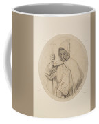 Study Of Monk Representing The Catholic Faith Coffee Mug