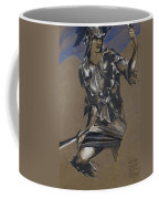 Study Of Perseus In Armour For The Finding Of Medusa Coffee Mug