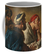 Study Of Three Figures Coffee Mug