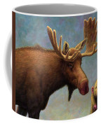 Study Of Two Mammals Coffee Mug