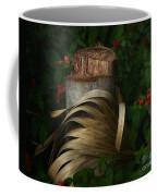 Stump And Frond Coffee Mug