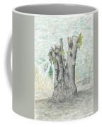 Stump Coffee Mug