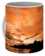 Stunning Tropical Sunset Coffee Mug